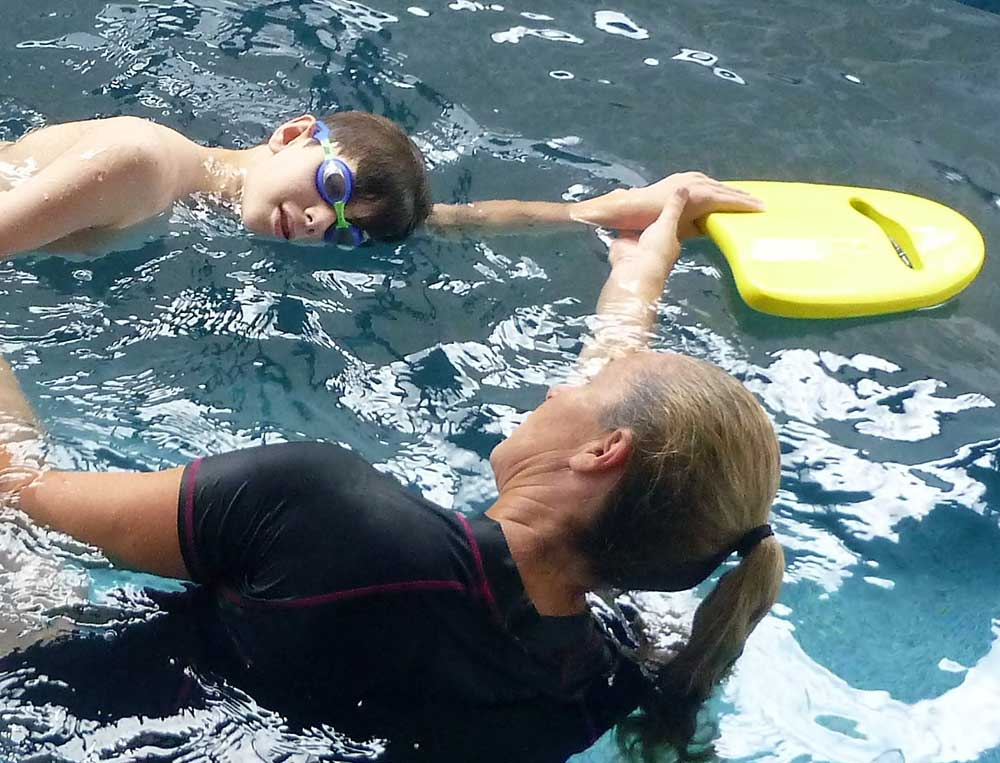 finzswimschool - swimming lessons for children